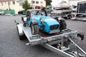 Porte voiture 1 essieu 1300 kg