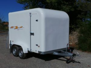 modèle BIG BOX double essieux