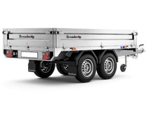 PLATEAU 3.10 M 2000 kg