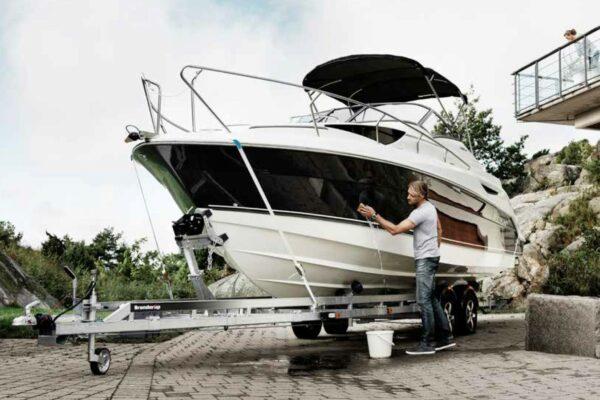 Portes bateaux 30 pieds / 8,8 m