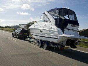 Portes bateaux 26 pieds / 7,8 m