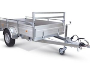 type XT 250 freinée gamme pro alu